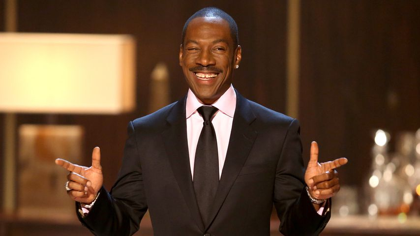 Eddie Murphy im November 2012 in Beverly Hills