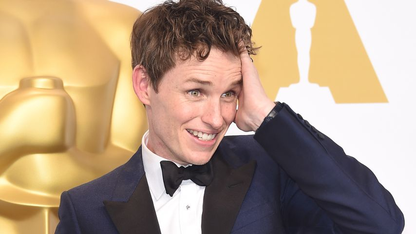 Nach Oscar-Sieg: Miese Stimmung bei Eddie Redmayne