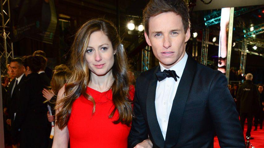Eddie Redmayne und seine Frau Hannah