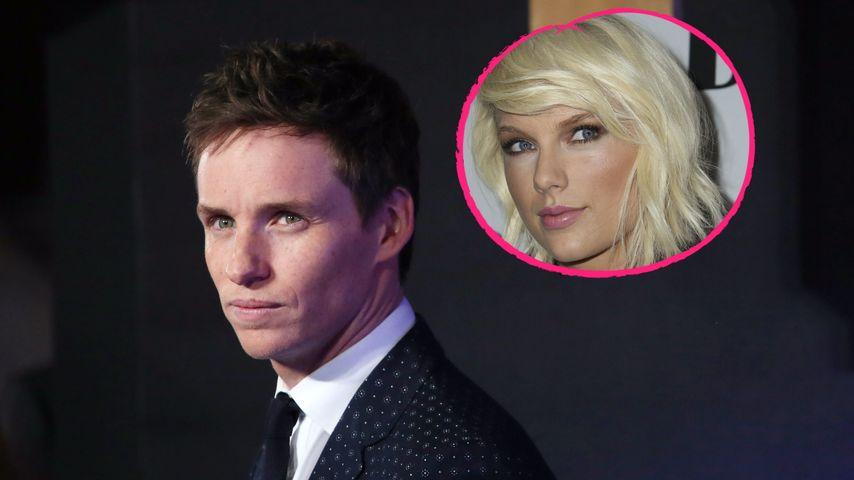 Date mit Taylor Swift? Eddie Redmayne klärt auf