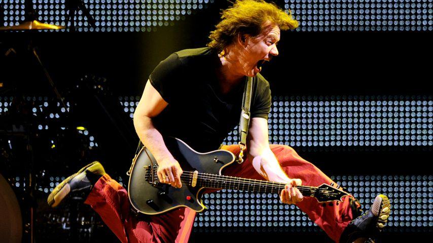 Eddie Van Halen, Rockmusiker