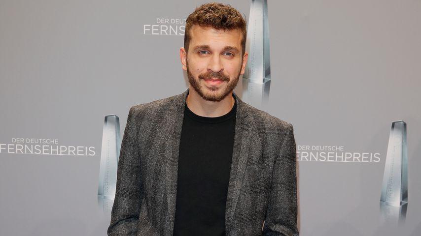 Edin Hasanovic beim Deutschen Fernsehpreis, Januar 2018