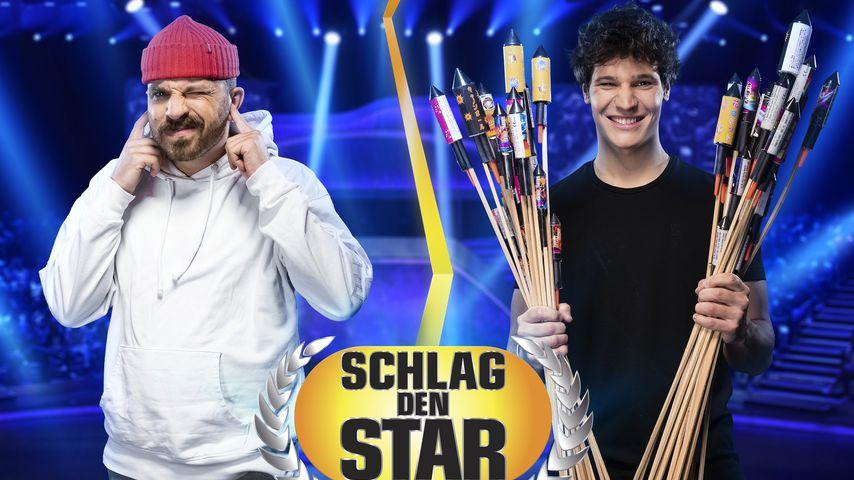 """Bei """"Schlag den Star"""": Wincent Weiss gegen Edin Hasanovic"""