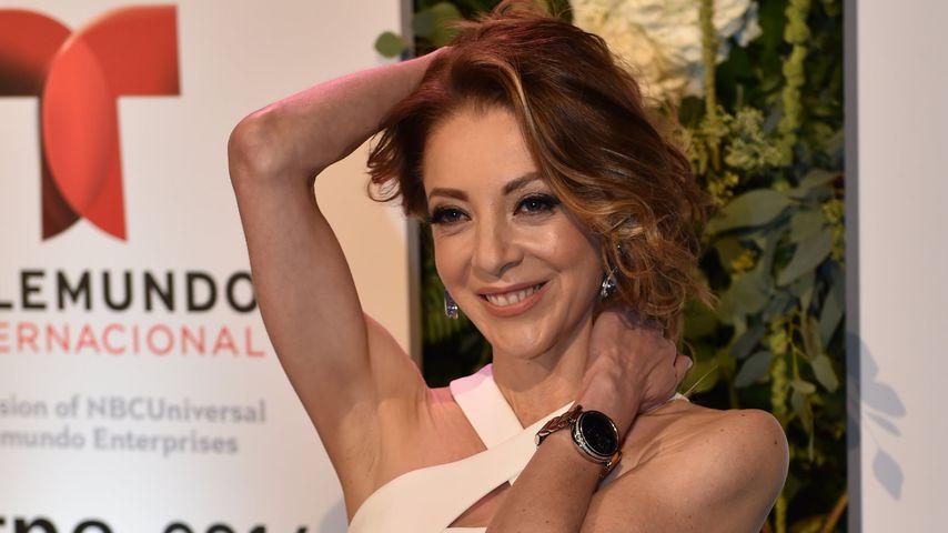 Edith González im Januar 2016 in Miami Beach