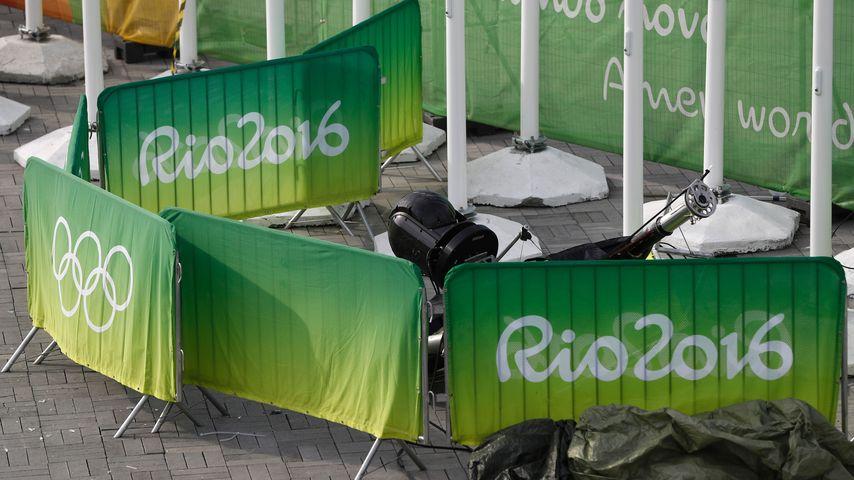 Unfall im Olympia-Park! 7 Verletzte nach Kamera-Absturz