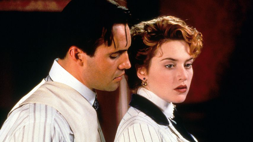 """Cal und Rose in """"Titanic"""""""