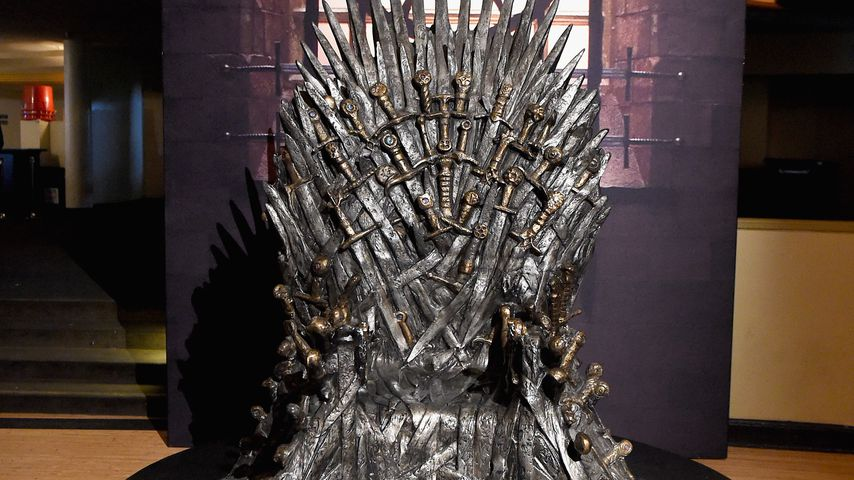 "Der Eiserne Thron von ""Game of Thrones"""