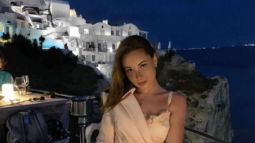 Ekaterina Karaglanova in Griechenland