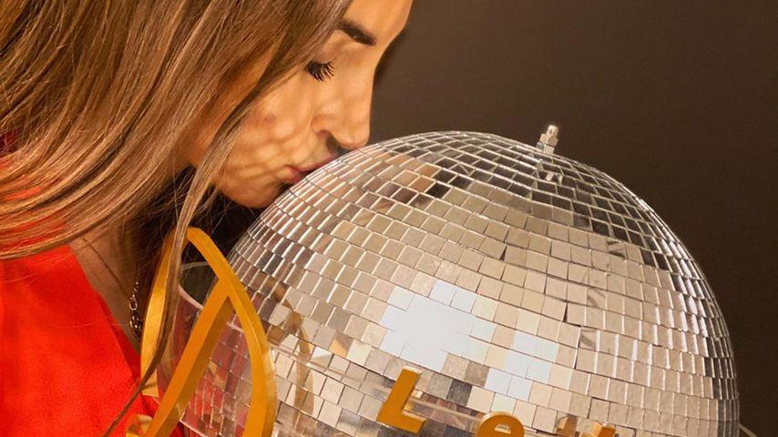 """Nicht bei """"Let's Dance"""": Ekat Leonova ist """"sehr traurig""""!"""