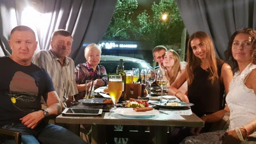 Wie süß: Ekaterina Leonova zeigt ihre ganze Familie