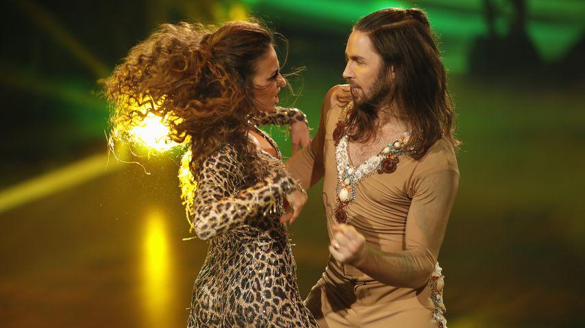 Ekaterina Leonova und Gil Ofarim, Let's Dance-Tanzpaar