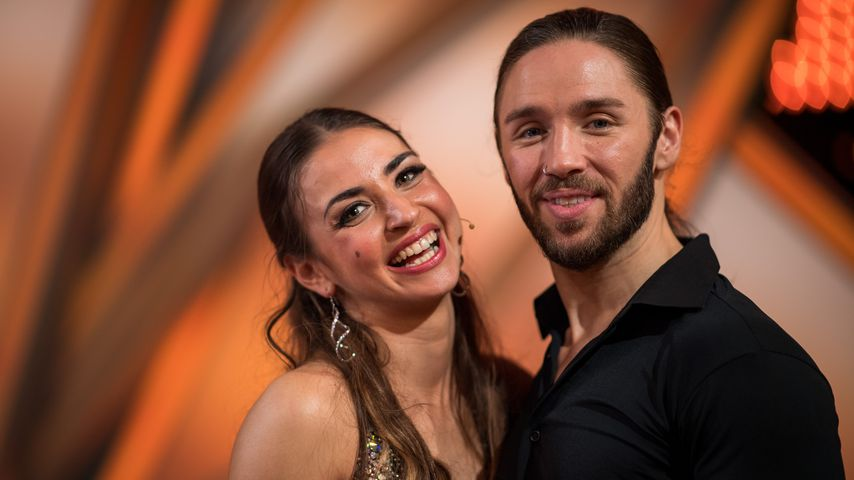 "Ekaterina Leonova und Gil Ofarim, ""Let's Dance""-Tanzpaar 2017"