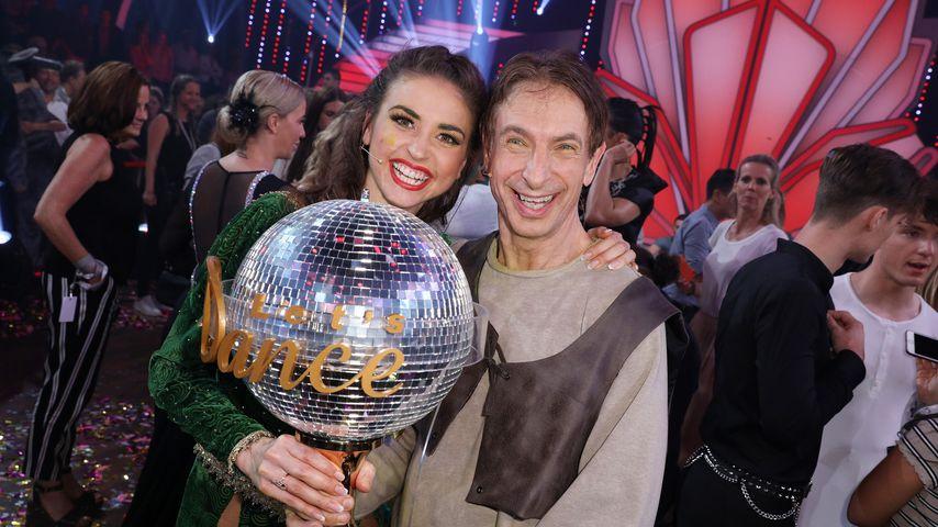 """Nach Ingolfs Sieg: Wer ist der beste """"Dancing Star"""" ever?"""