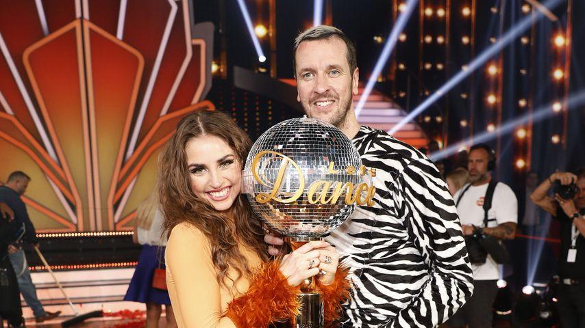 """Ekaterina Leonova und Pascal Hens, """"Let's Dance""""-Sieger 2019"""