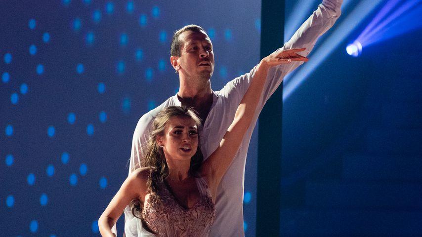 "Ekaterina Leonova und Pascal Hens, ""Let's Dance""-Tanzpaar 2019"