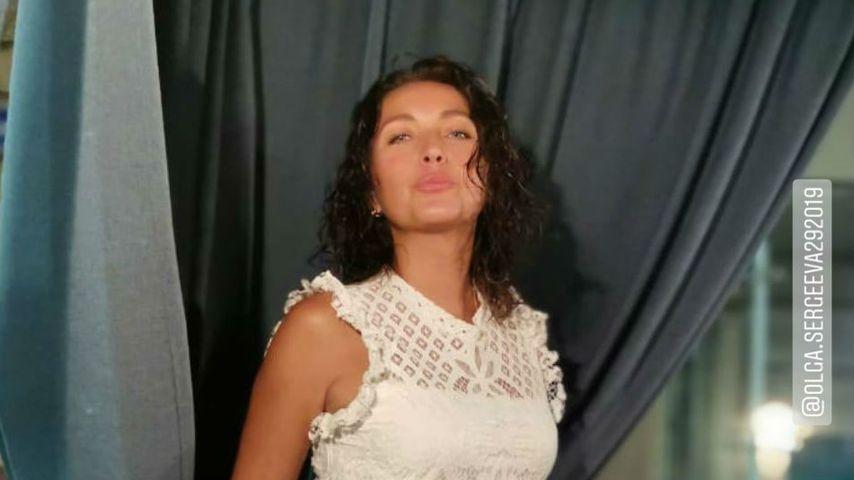 Ekaterina Leonovas Schwester