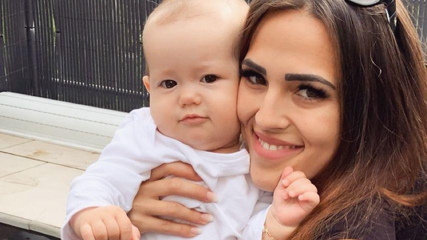 9 Monate Aylen: Elena Miras gibt ausführliches Baby-Update!