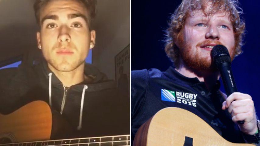 Bekannt durch Telekom-Spot: Ist ELI der deutsche Ed Sheeran?