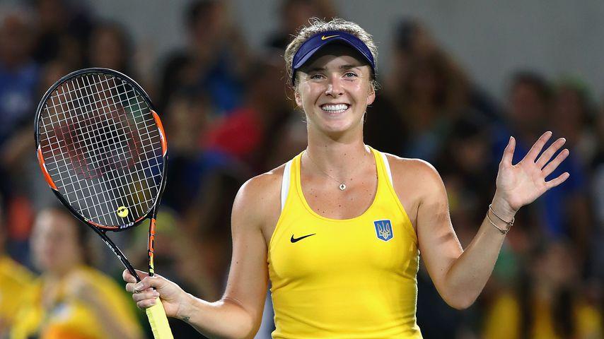 Tennisspielerin Elina Switolina