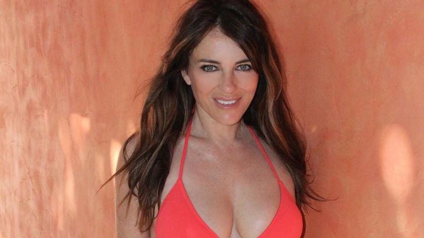 Liz Hurley ist mit ihren 54 Jahren heißer denn je!