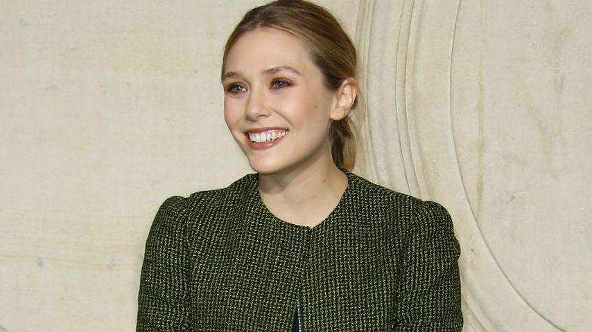 Ring ade: Elizabeth Olsen über Trennung hinweg?