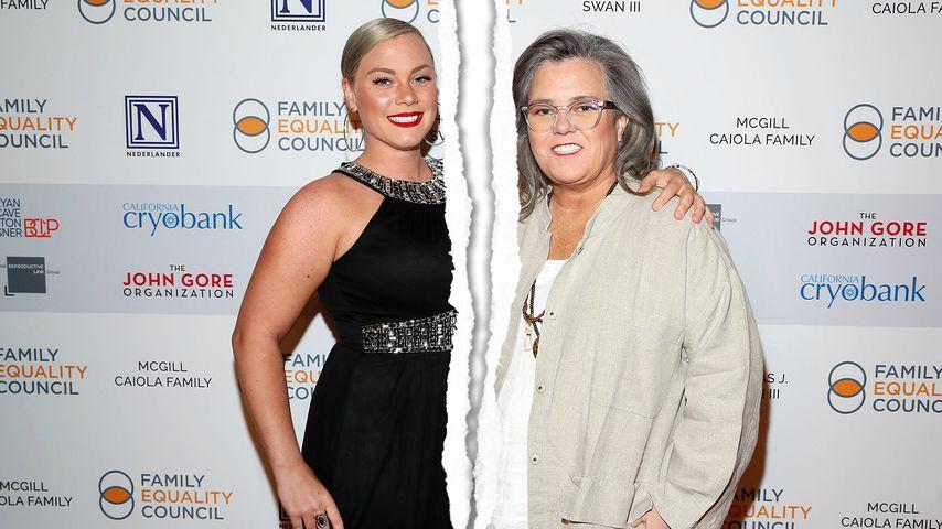 Verlobung geplatzt: Rosie O'Donnell und Elizabeth getrennt!