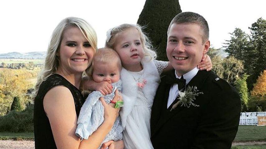 Elizabeth Smart mit ihrer Familie