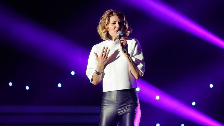 Sängerin Ella Endlich