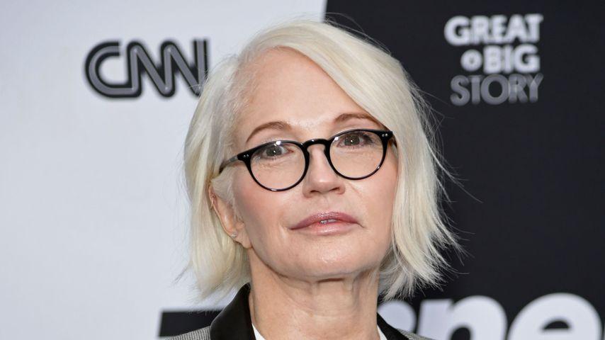 Ellen Barkin in New York, Mai 2018