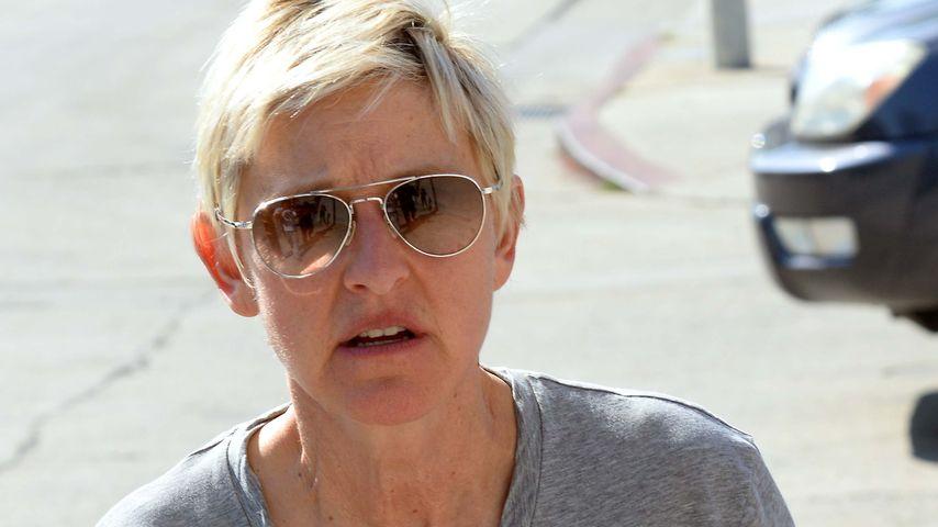 Beauty-OP: Ellen DeGeneres dank Facelift faltenfrei?