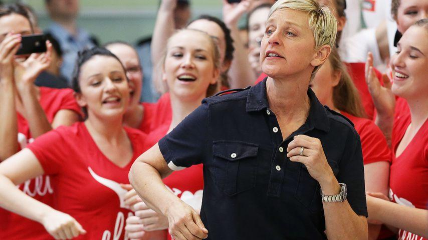 Ellen DeGeneres, 2013
