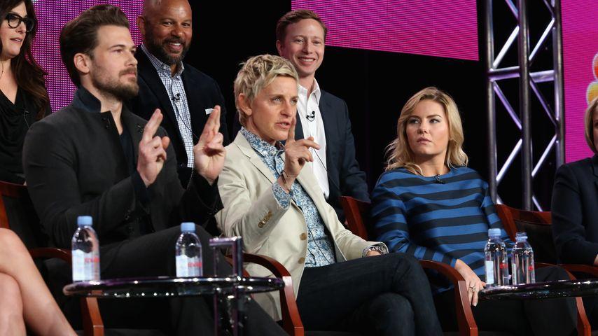Ellen DeGeneres lässt wieder eine TV-Bombe platzen