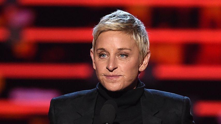 Ellen DeGeneres bei den People's Choice Awards 2016