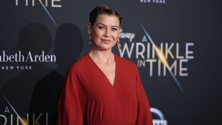 """""""Es ist hart"""": Ellen Pompeo über """"Grey's Anatomy""""-Ausstiege!"""