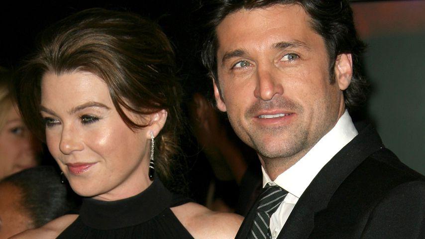 Ellen Pompeo und Patrick Dempsey, 2007