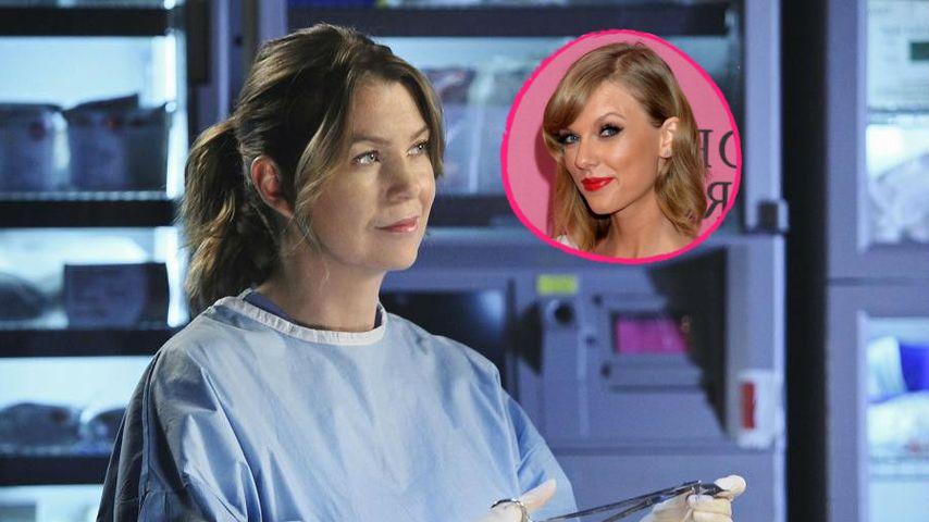 Für Taylor Swift: Ellen Pompeo wird zu Dr. Grey