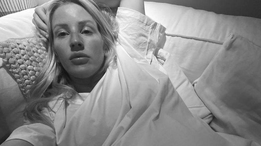 Netz vs. Realität: Ellie Goulding teilt Schwangerschafts-Pic