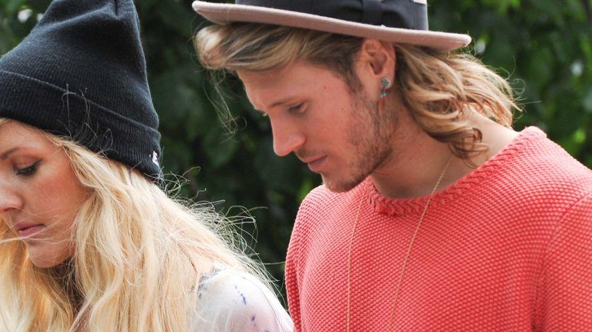 Ellie Goulding: Liebeserklärung an ihren Dougie