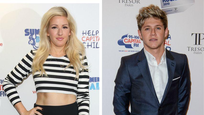 Neue Pläne: Ellie Goulding will mit Niall Horan Musik machen