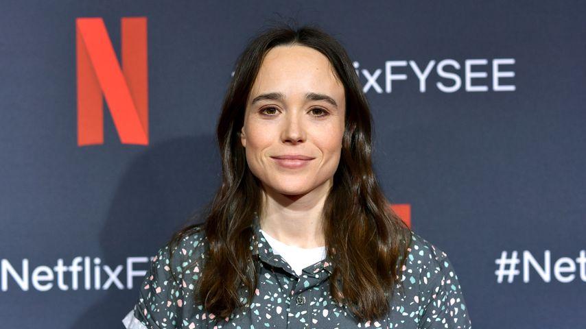 """""""Bin so glücklich"""": Ellen Page outet sich als Transgender"""