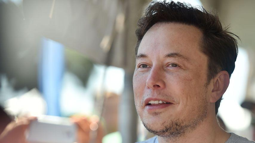 Elon Musk im Juli 2018 in Hawthorne