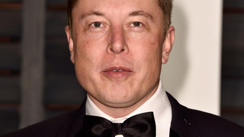 Es ist amtlich: Elon Musks Sohn heißt wirklich X Æ A-XII!