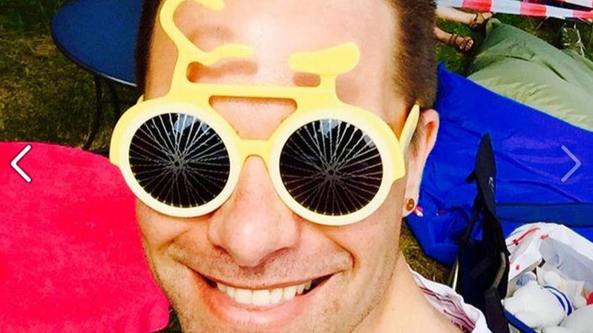 Rasante Tour: Eloy de Jong kommt mit Nasenfahrrad