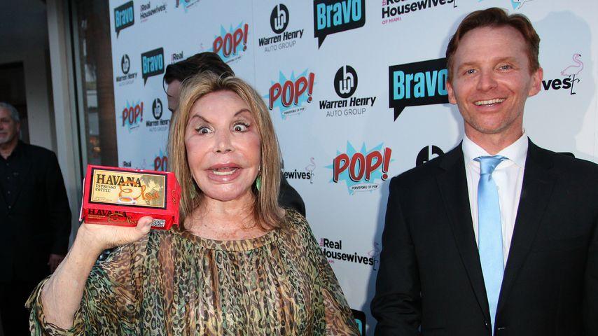 Elsa Patton und Darren Ward im September 2012 in Miami