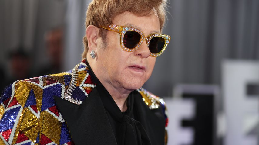 Elton John bei den Grammy Awards 2018