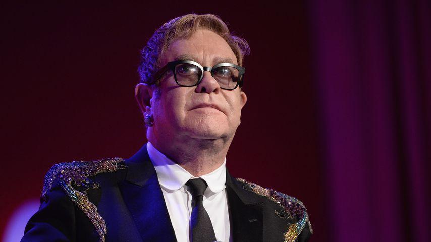 Elton John 2016 bei einem Auftritt in New York