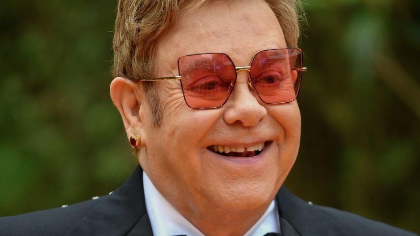 Elton John im Juli 2019 in London