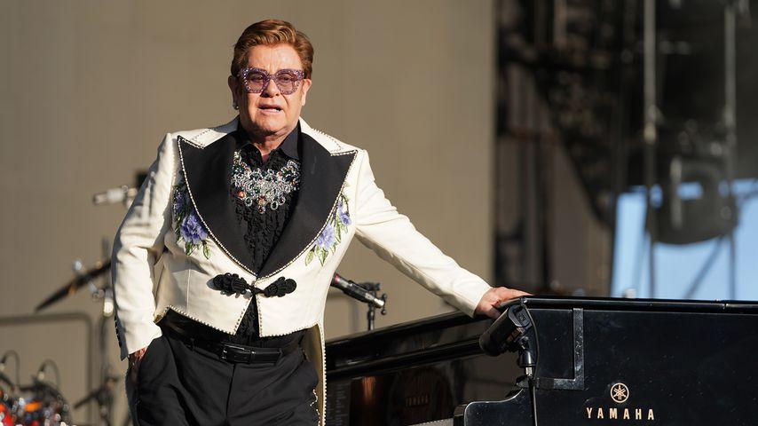 Elton John in Neuseeland, 2020