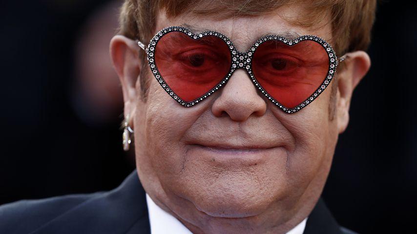 Elton John im Mai 2019