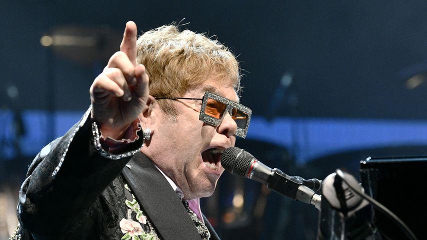 Elton John 2019 in Wien